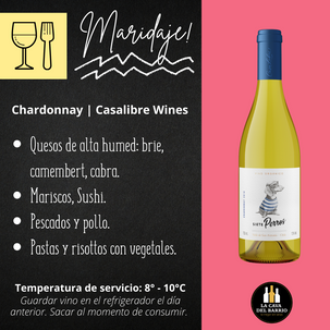 Casalibre | Chardonnay