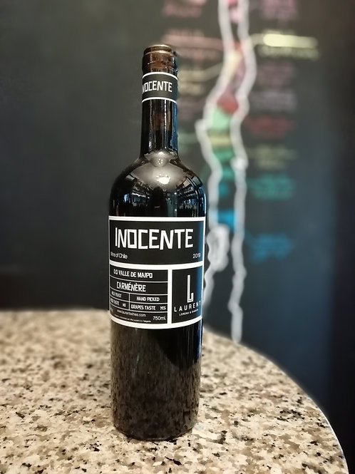 Laurent Wines | Inocente | Carmenére