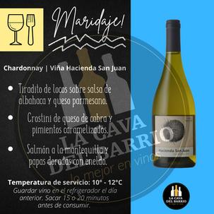 Hacienda San Juan | Chardonnay