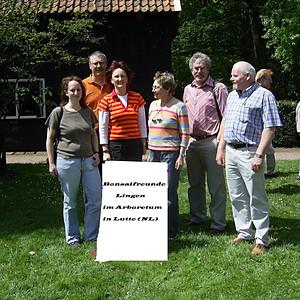 Im Arboretum Lutte 2009