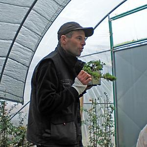 Workshop bei Carsten Sickmann in Reckenfeld
