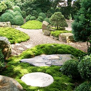 Japan - Garten in Mühlen