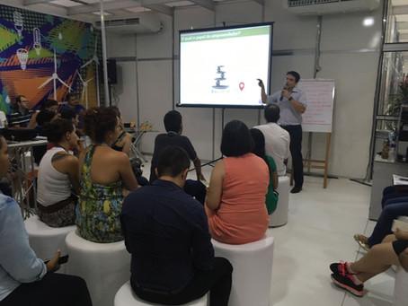 Reconectta realiza oficina sobre Liderança e Sustentabilidade na Feira do Empreendedor SEBRAE