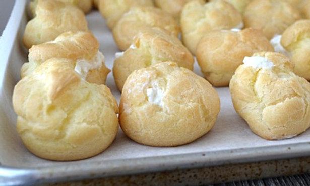Cream Puffs - Mini