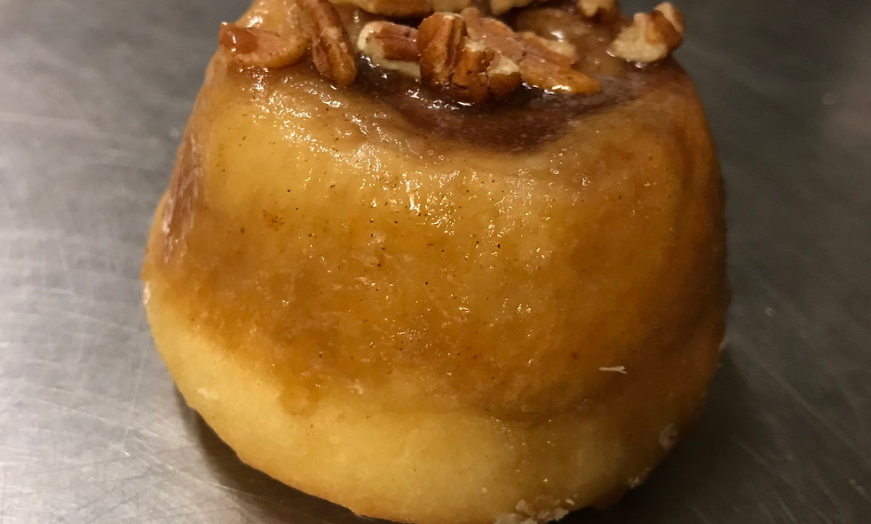 Caramel Pecan Rolls - Mini (Dozen)