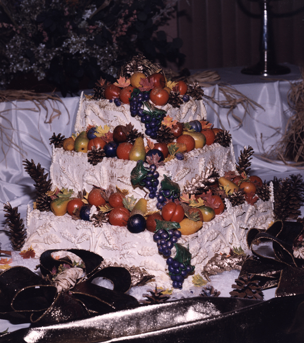 Cake- 08- Fruits- small