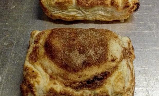 Cinnamon Square Puff Pastry (Dozen)