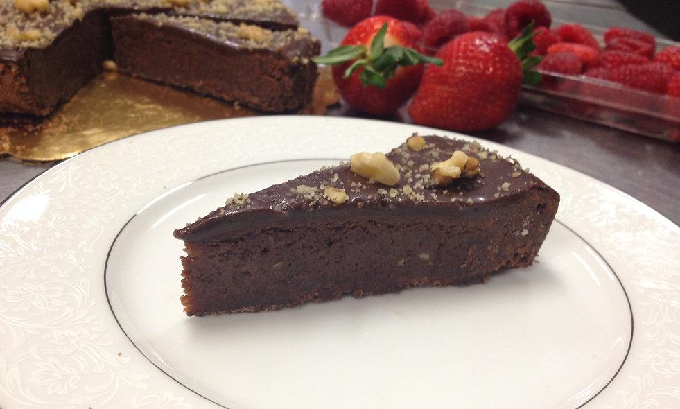 "8"" Flourless Chocolate Torte"