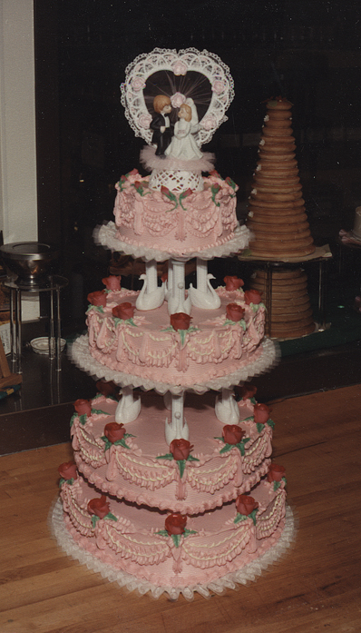 Cake- 01- Pink and Red- small