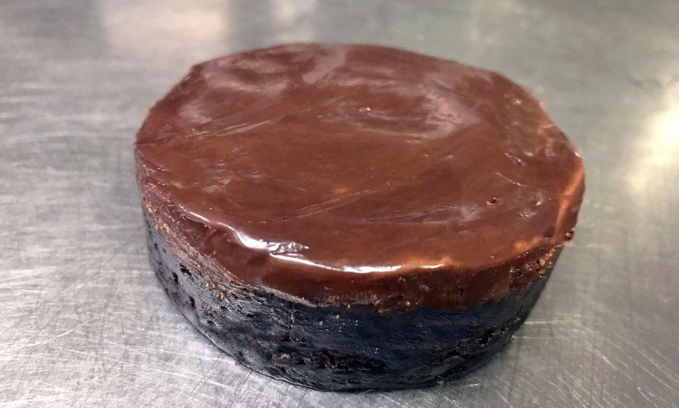 """Brownies (""""Hockey Puck"""")"""