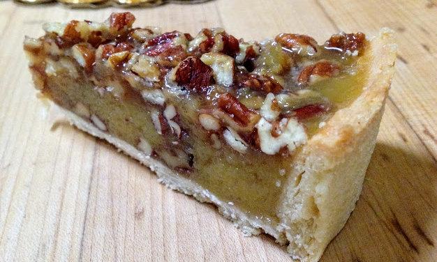 Cinnamon Pecan Pie - (Round)