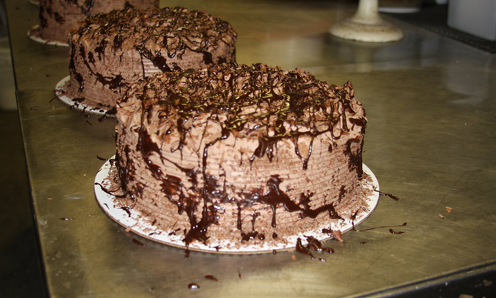 "10"" Souffle Mousse Torte (Tall)"