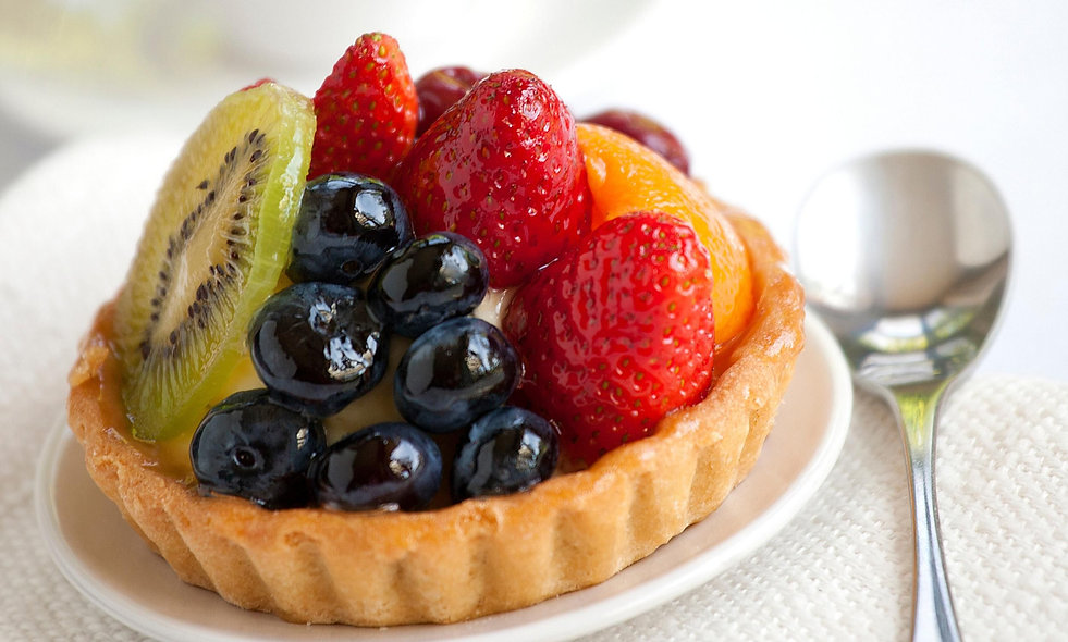 "4"" Fruit Tart"