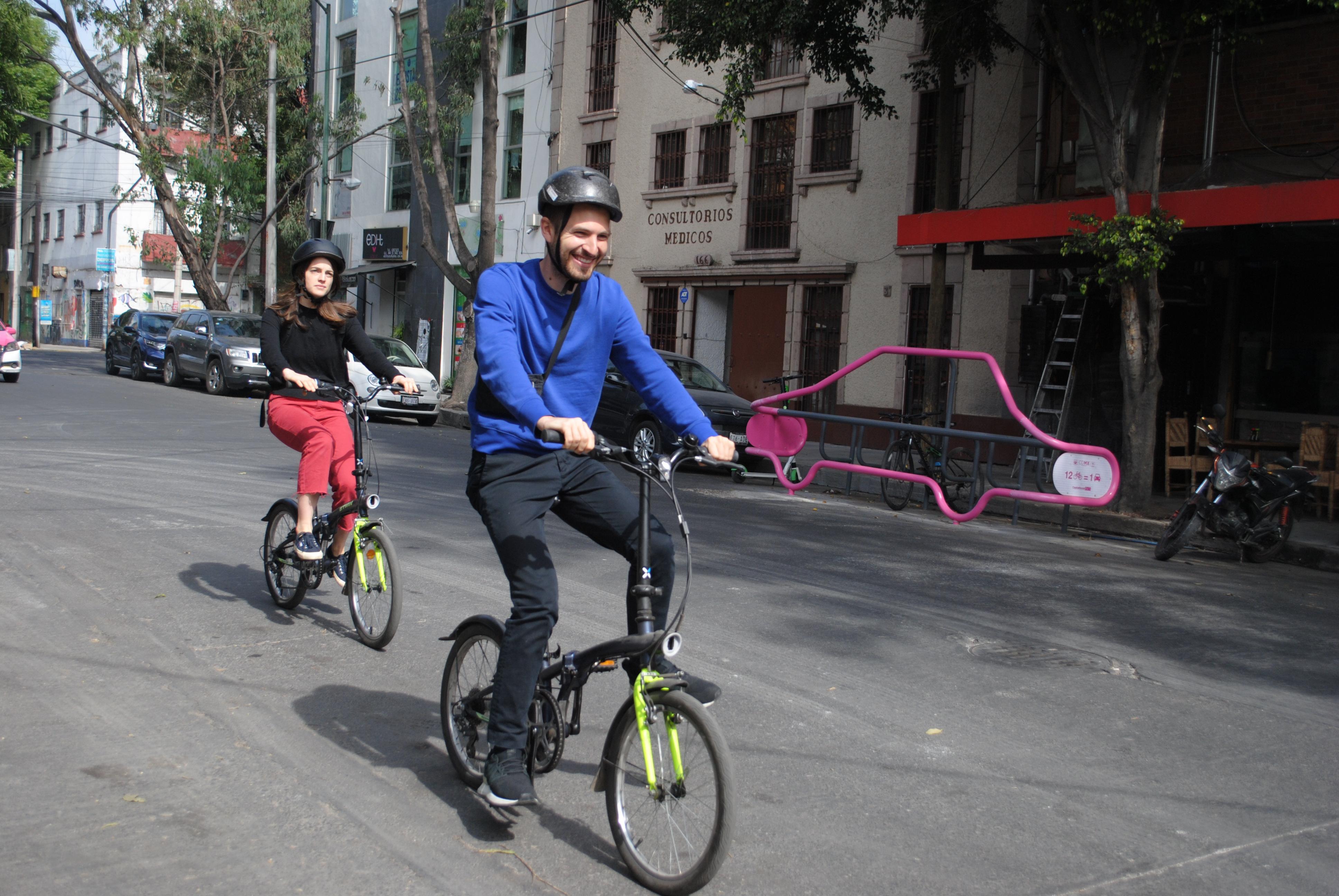 Mexico City Bike