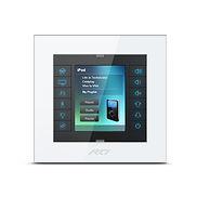 RTI KX-7 Black In-wall controller