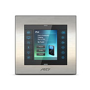 RTI CX7 Touchscreen Controller Angled