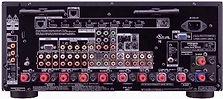 Integra DTR 60.50 AV Reciever