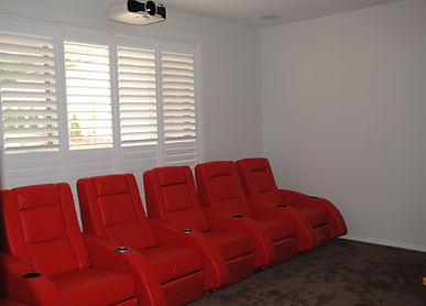 Do Audio Visual Custom Home Theatre Installation