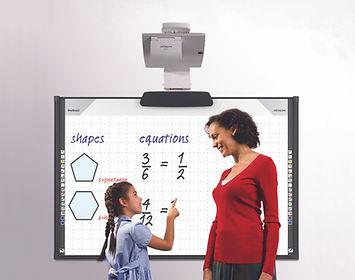 Do Audio Visual Interactive White Board sales, service and installation