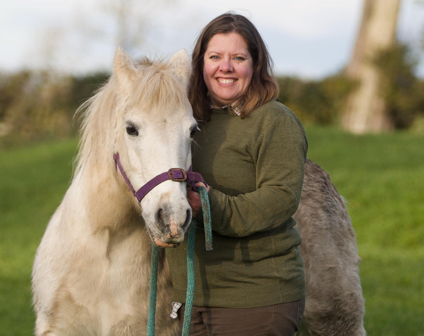 Sally Urwin and the Fat Pony