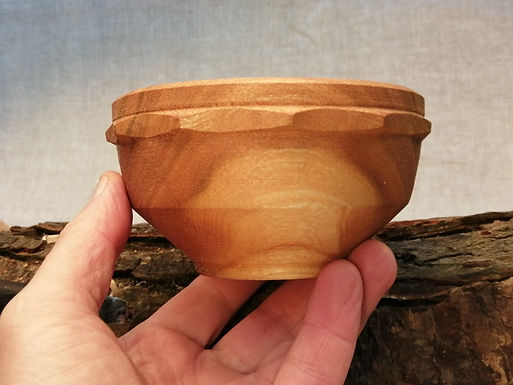 Luebeck Star Style Wooden cup