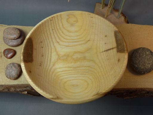 Viking Eating Bowl in Ash