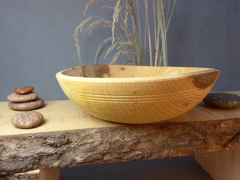 Ash Viking eating bowl