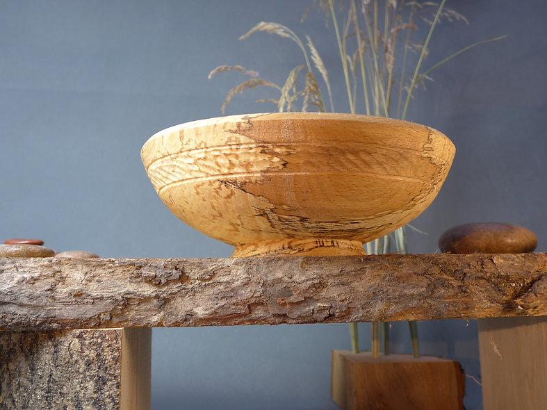 Japanese style ramen bowl