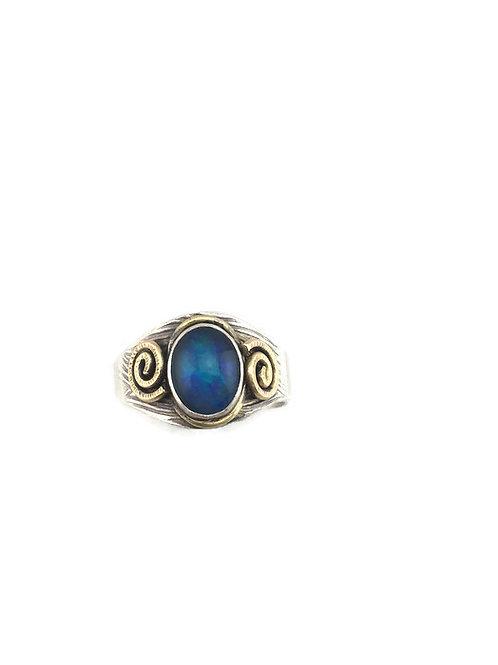 Oceanic opal