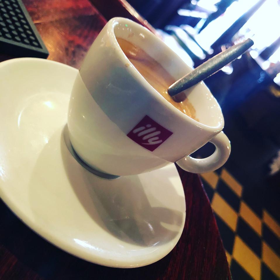Koffie bij de Kater