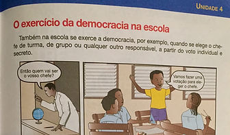 CPGD Mozambique School as Institution of Democracy