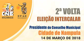Nampula City By-election Mozambique