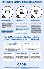 Mozambican Voters' Infrastructure Concerns