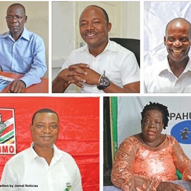 CPGD Mozambique Nampula By-election Analysis