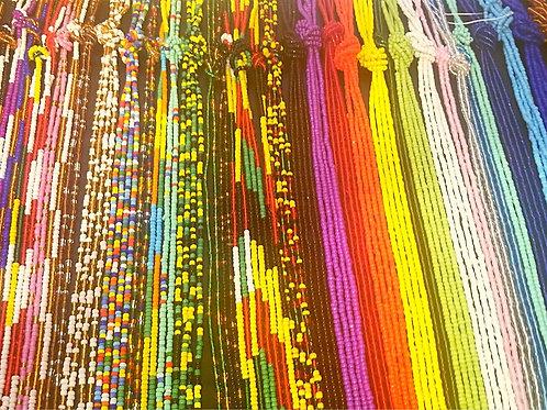 Handmade Kenyan Waist Beads