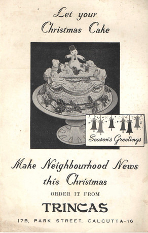 1962 - a Calcutta Christmas
