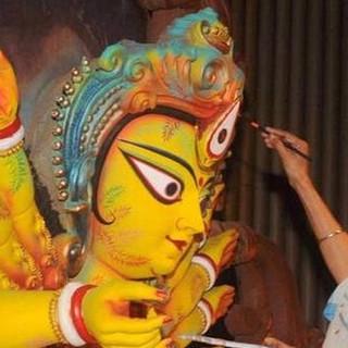 Mamata Banerjee pens lyrics of Durga puj