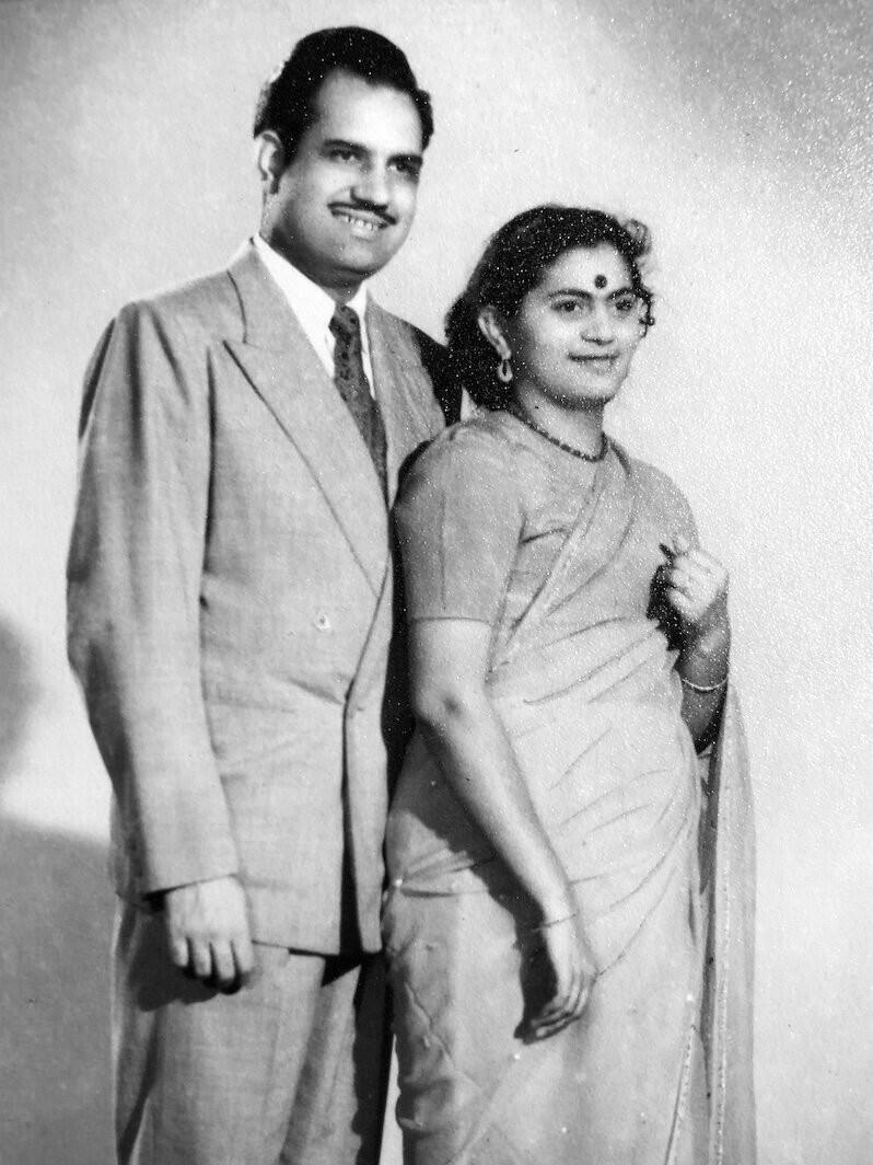 Omi & Swarni 1949