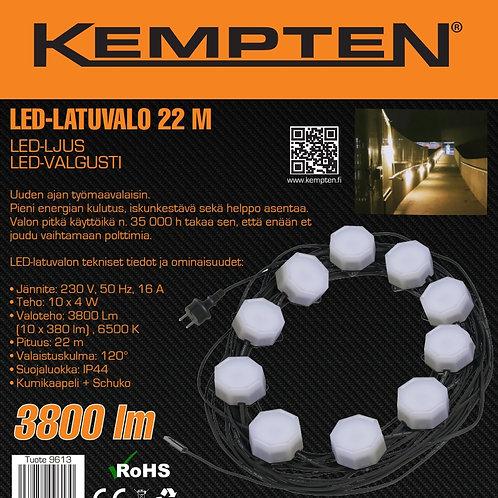 LED-Latuvalo 22 m