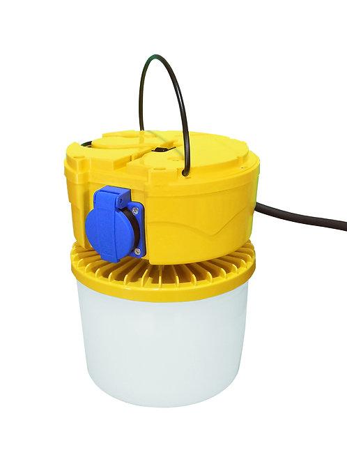 LED-tynnyrivalo 30 W, ketjutettava, päällekäin pinottava sekä iskukestävä