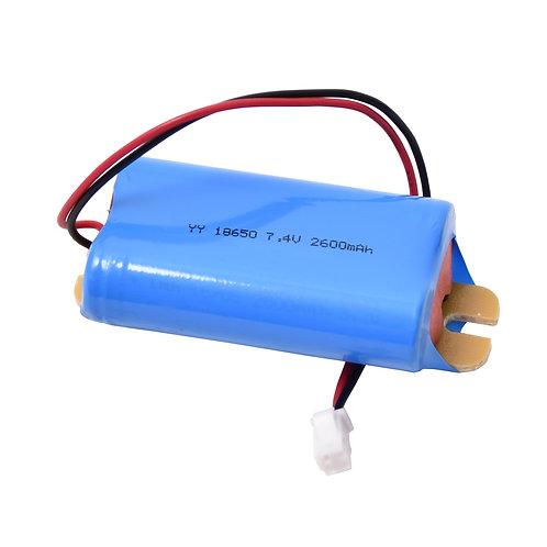 Vara-akku LED-turva tynnyrivaloon