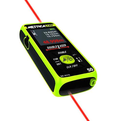 Lasermitta Metrica Double Flash