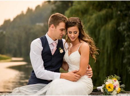 Jon + Rachel - Fraser Valley Wedding