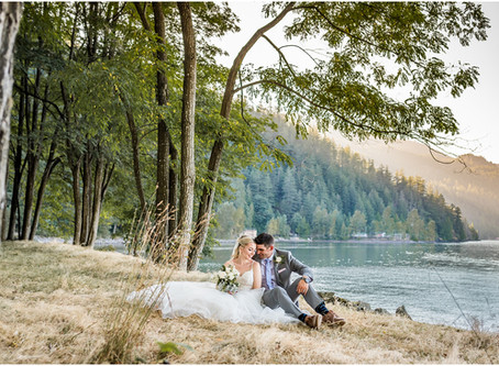 Kathryn & Landon [Little White Chapel Wedding]