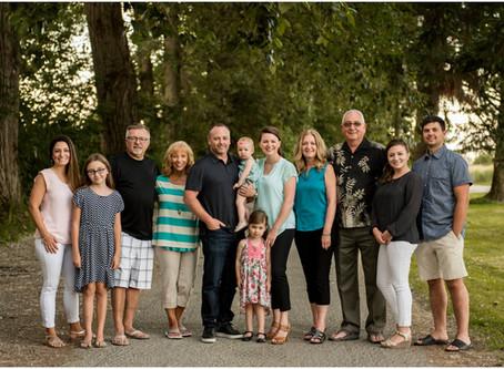 McEwan Family - 40th Birthday Cake Smash