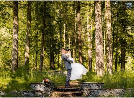 Bryce & Angel - Chilliwack Farm Wedding