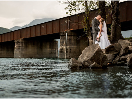 Rick & Amanda - Agassiz Wedding