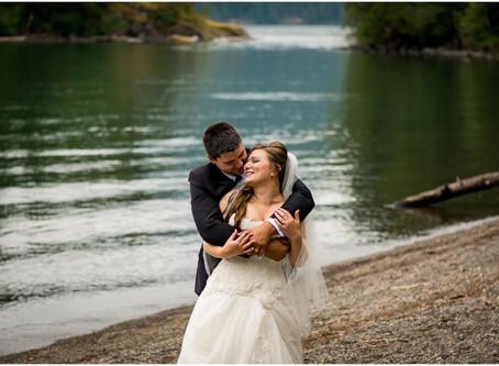 Andrew & Robyn - Agassiz Farm Wedding