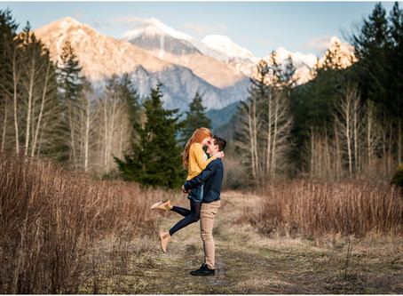 Liz & Stephan [Chilliwack Engagement Session]