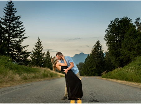 Brent & Cassandra - Chilliwack Sunset Session